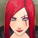 Katarina titfuck – LOL Anime