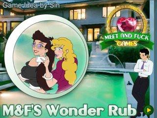 M&F's Wonder Rub